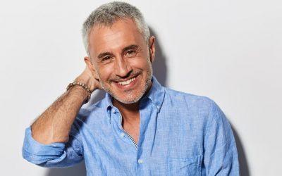 Sergio Dalma apoyando a todos los pacientes con Enfermedades Raras