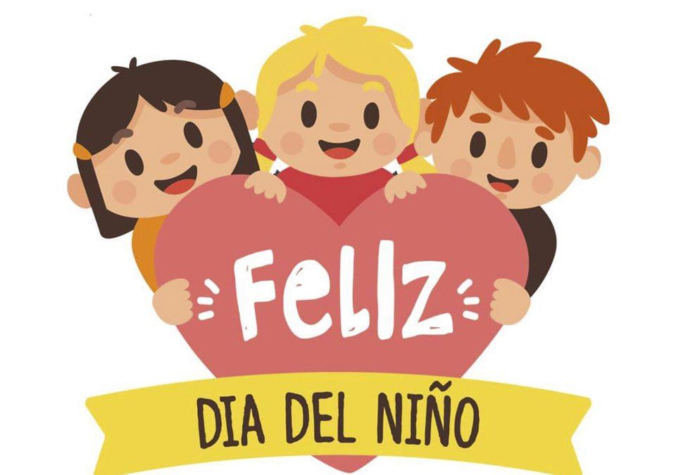 Feliz día del niño a todos los niños de nuestra comunidad GLUCOLATINO