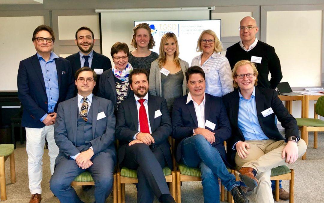 Glucolatino estuvo presente en el Congreso Internacional de Glucogenosis (Alemania 2019)