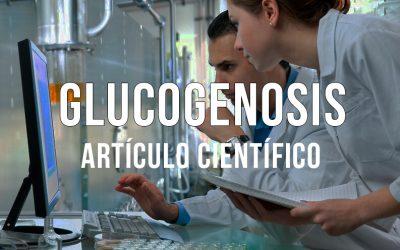 GLUCOGENOSIS – ARTICULO CIENTIFICO
