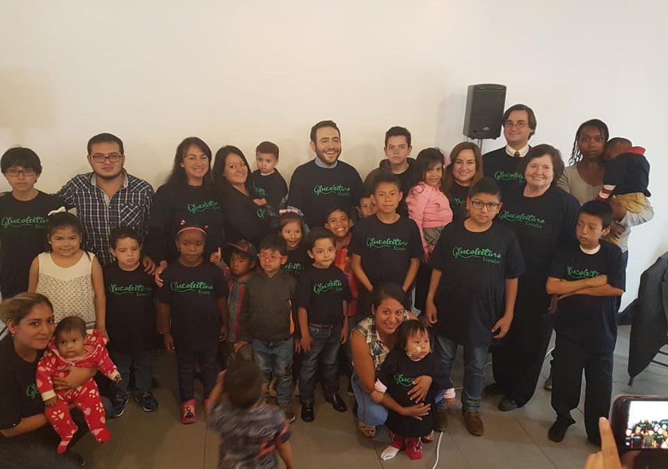 Tercera JORNADA de GLUCOGENOSIS ECUADOR 2019