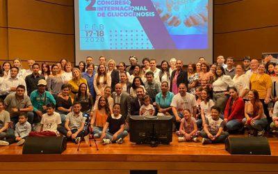 FOTOS DEL SEGUNDO CONGRESO INTERNACIONAL DE GLUCOGENOSIS HEPÁTICAS EN CALI (COLOMBIA)
