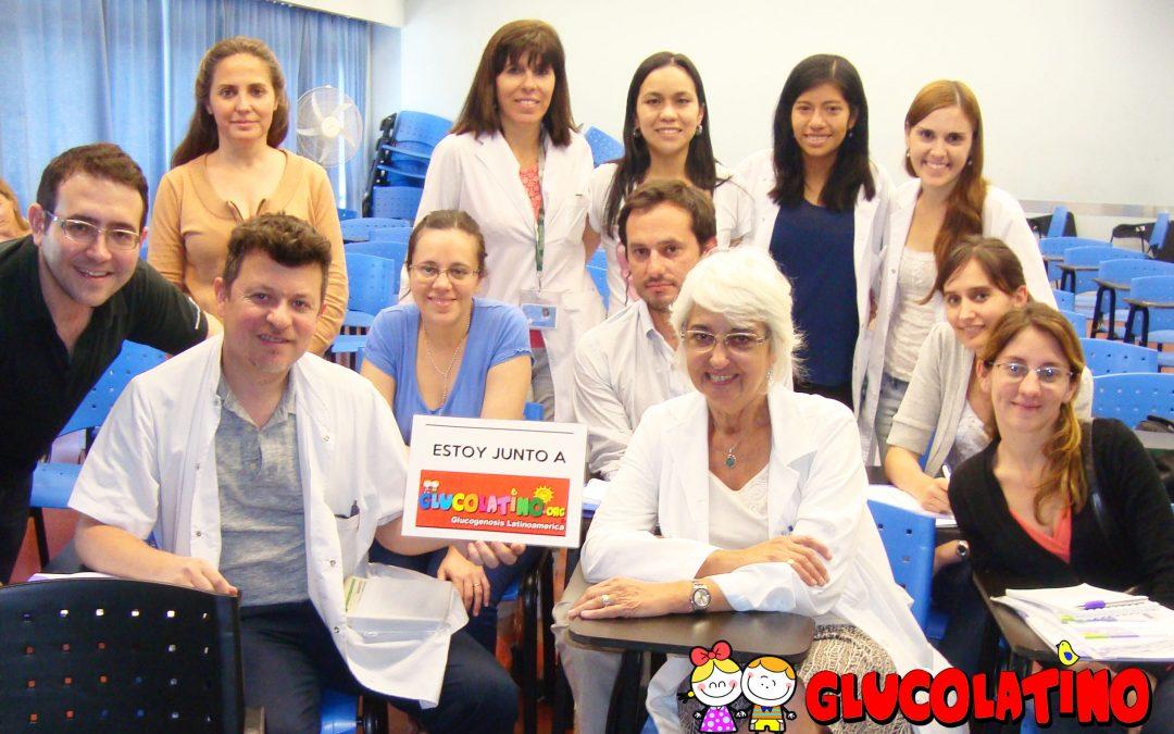 Charla difusión Glucogenosis – Hospital Pediatrico referente de Argentina