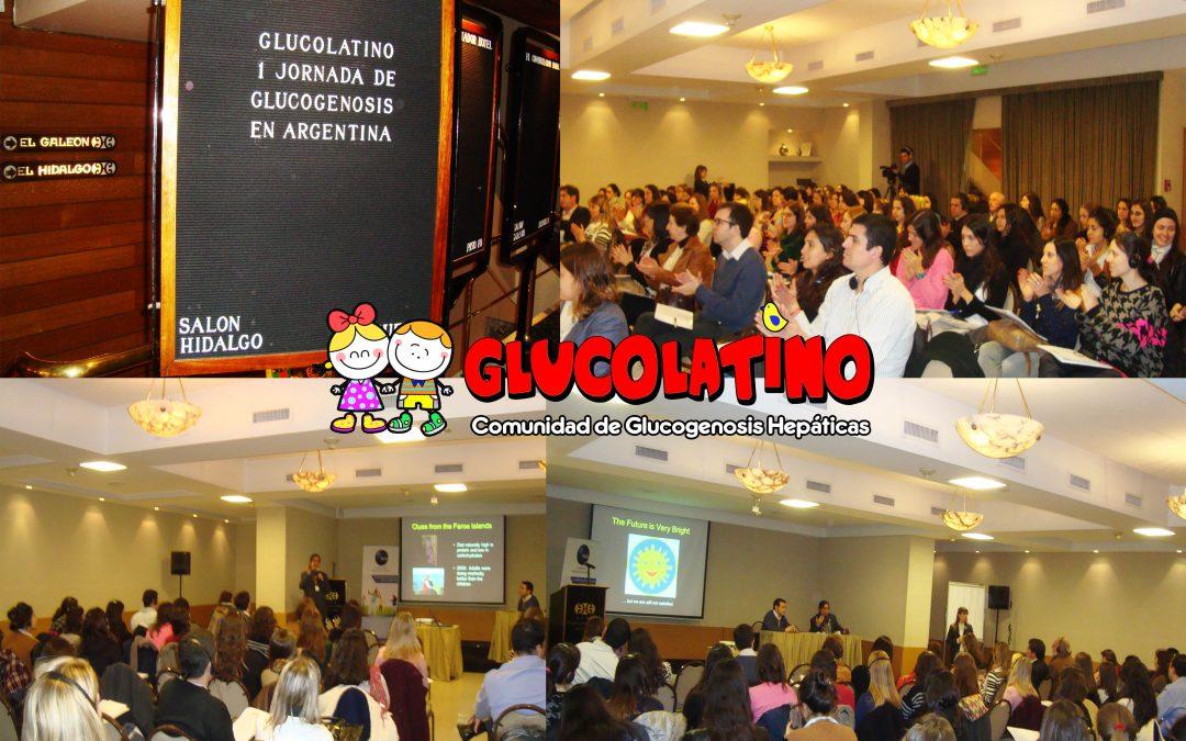 Primera Jornada de Glucogenosis Hepáticas en Argentina