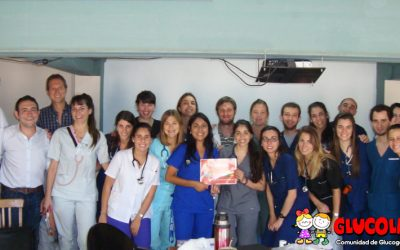 CHARLA DIFUSIÓN HOSPITAL CENTENARIO DE ROSARIO