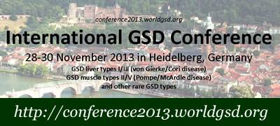 3rd International GSD Conference – Heidelberg (Alemania) Noviembre 2013