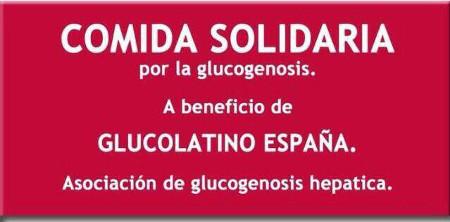 Comida Solidaria organizada por Glucolatino España