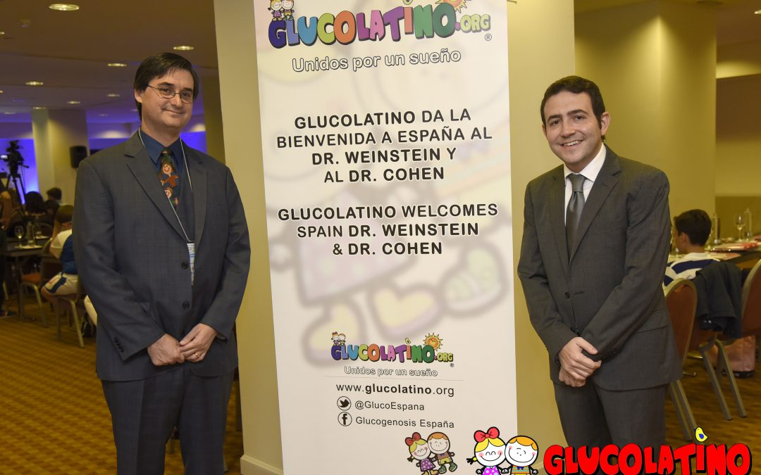Primeras imágenes del IV Congreso Iberoamericano de Glucogenosis Hepáticas (Fuengirola, España)