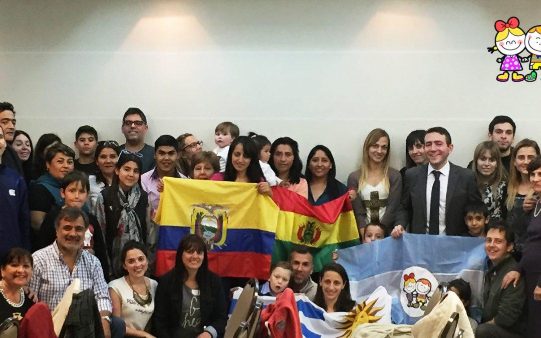VI Jornada de Glucogenosis Hepáticas en Buenos Aires (Argentina)