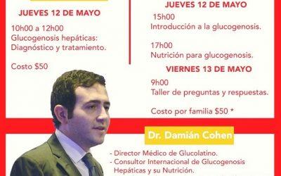 Primera Jornada organizada en Ecuador por Glucolatino Ecuador
