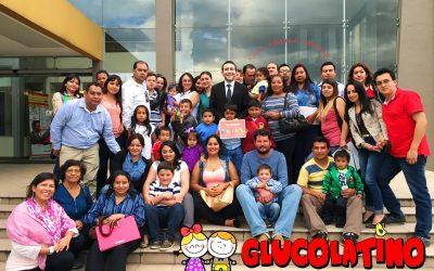 PRIMER ENCUENTRO DE GLUCOGENOSIS EN ECUADOR