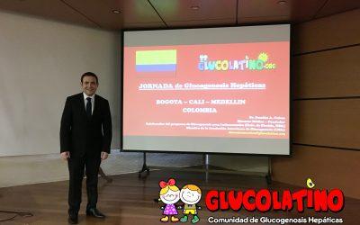 SEGUNDA JORNADA DE GLUCOGENOSIS EN COLOMBIA