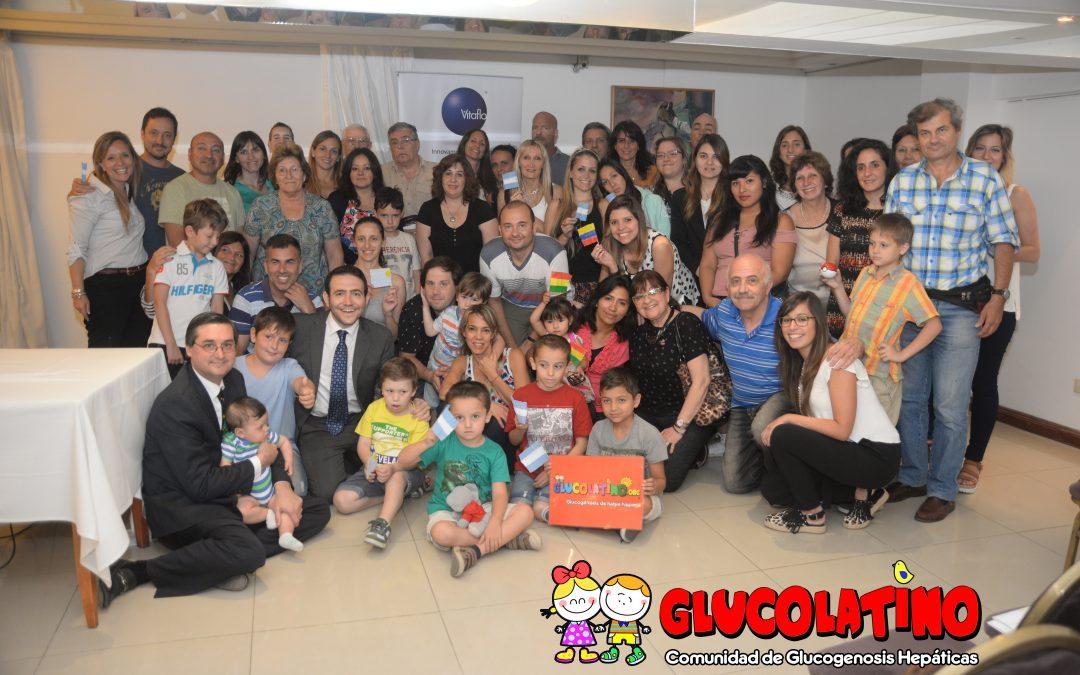 X Congreso Latinoamericano de Glucogenosis Hepáticas en Rosario (Argentina).