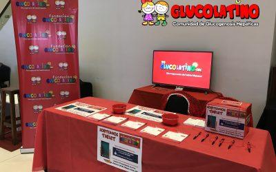 Glucolatino presente en el VII Congreso de Medicina Interna en Rosario (Argentina)