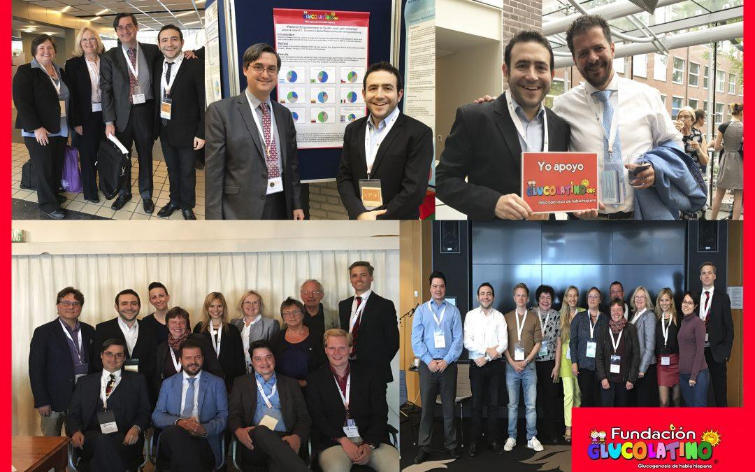 Congreso Internacional de Glucogenosis en la ciudad de Groeningen, Holanda