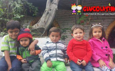 Difusión Glucogenosis en Ecuador!