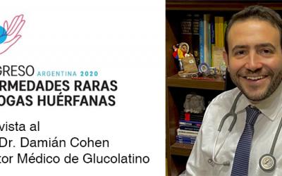ENTREVISTA A NUESTRO DIRECTOR MÉDICO – PROF. DR. DAMIÁN COHEN