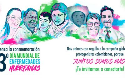 13° EVENTO DE CONMEMORACIÓN DEL DÍA DE LAS ENFERMEDADES HUÉRFANAS – COLOMBIA
